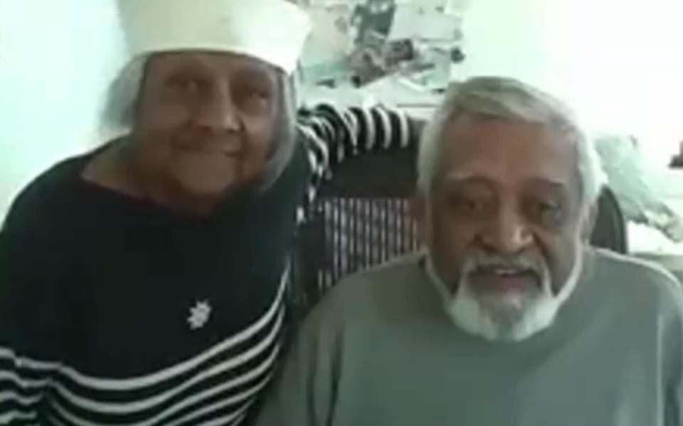 ViJay and Indira Gupta
